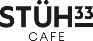 STÜH33 Café Logo